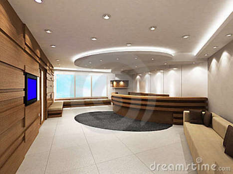 Google Image Result for http://thumbs.dreamstime.com/z/office-entrance-area-reception-counter-19401984.jpg   Facade   Scoop.it