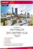 Le réaménagement du centre-ville / Travaux et projets de quartiers / Cadre de vie / Accueil - Ville de Wattrelos   LES PROJETS NPC   Scoop.it