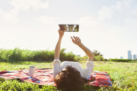 Reading On Your Screen May Impair The Way You Think   BYOD and mobile learning   Scoop.it