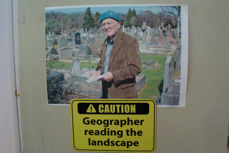 Remembering Wilbur Zelinksy | Geography Education | Scoop.it