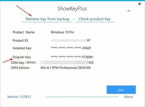 How To Recover Windows Product Key From Windows.old Folder | Time to Learn | Scoop.it