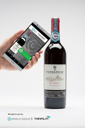 Thinfilm and Constantia Flexibles to launch pressure sensitive labels on beverages | Aluminium packaging | Scoop.it