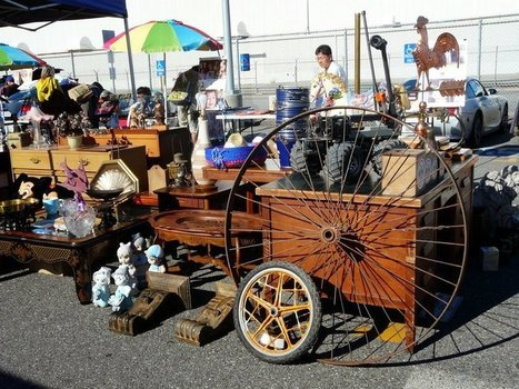 ARTICLE : 8 must-visit flea markets around the globe   Travelling visions   Scoop.it