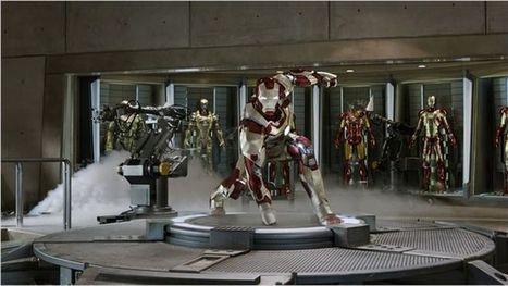 Iron Man 3, cinquième plus gros succès de tous les temps - le Figaro | Actu Cinéma | Scoop.it
