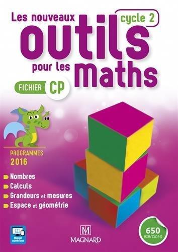 Les nouveaux outils pour les maths : fichier CP, cycle 2 : [programmes 2016]   Education - Enseignement - Formation   Scoop.it