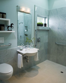 How to Design an Accessible Shower | Interior Decorating Ideas | Scoop.it