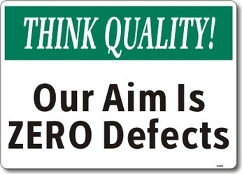Zero Defects and Its Relevance in Modern Industries | Bookmarking | Scoop.it