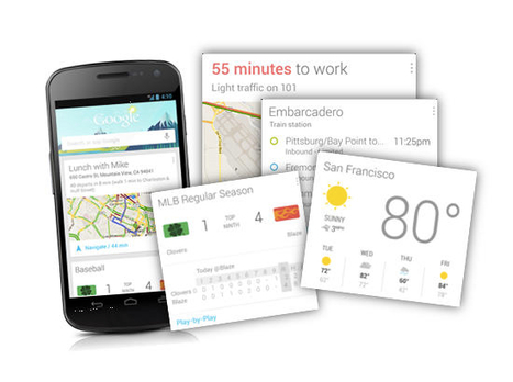 Google Now, Google's effort to automate your life, soon to be released on Chrome | Innovation News | Scoop.it