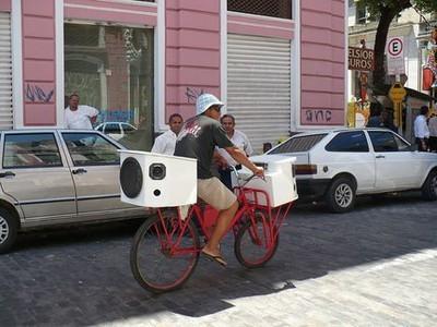 Dude, Pimp My Boombox Bike | DESARTSONNANTS - CRÉATION SONORE ET ENVIRONNEMENT - ENVIRONMENTAL SOUND ART - PAYSAGES ET ECOLOGIE SONORE | Scoop.it