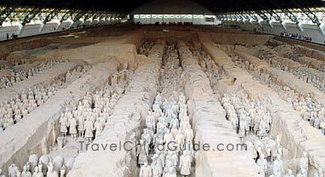 Terracotta Warriors, Terracotta Army, Terra Cotta Soldiers, Xian China | Ancient China | Scoop.it