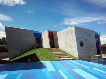 Kinder Green Hills Zona Esmeralda in San Juán - e-architect   Sustainable Architecture   Scoop.it