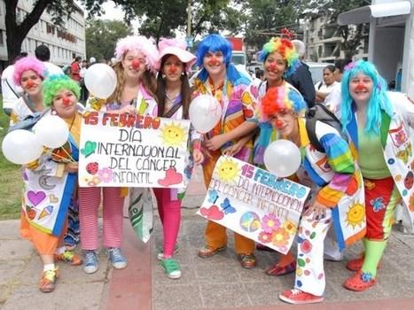 Caminata por el Día contra Cáncer Infantil | El Tribuno Jujuy | medicina , pediatria , oncologia | Scoop.it