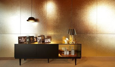 Black & Gold - Frenchy Fancy | Décoration d'intérieurs | Scoop.it