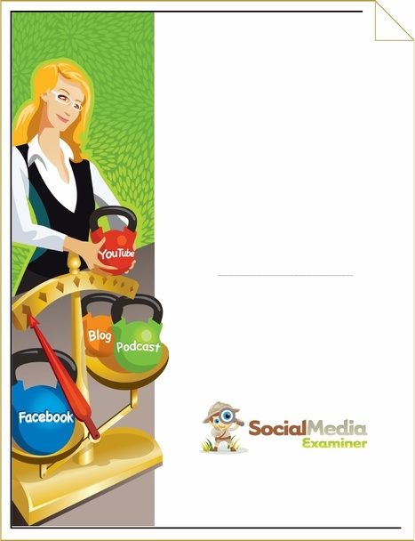 FREE REPORT: 2013 Social Media Marketing Industry Report | Social Media Examiner | perfect piece of photography | Scoop.it