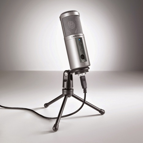 Rob's Blog: So you Want to Do VO? - Part 3: Getting The Gear | Voiceover | Scoop.it