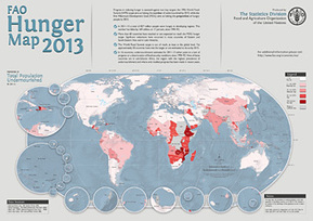 Food and Agriculture Organization of the United Nations: Hunger Portal | Walkerteach Geo | Scoop.it