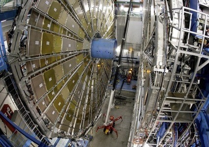 The Higgs Boson Explained « NOVA's Physics Blog: The Nature of Reality | Particle Physics | Scoop.it