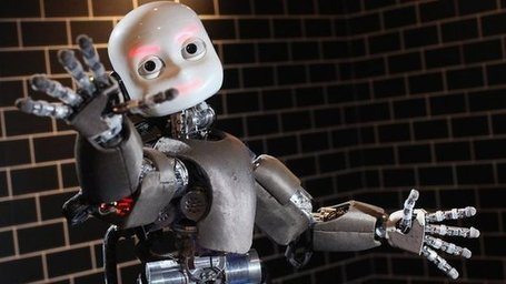 BBC News - Man or machine - can robots really write novels? | The Robot Times | Scoop.it