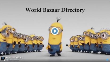 World Bazaar Directory Coming Soon | Creative Ideas | Scoop.it