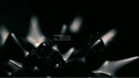 Bask In The Eerie Simplicity Of Microscopic Worlds With 'Confluence' | The Creators Project | e-merging Knowledge | Scoop.it