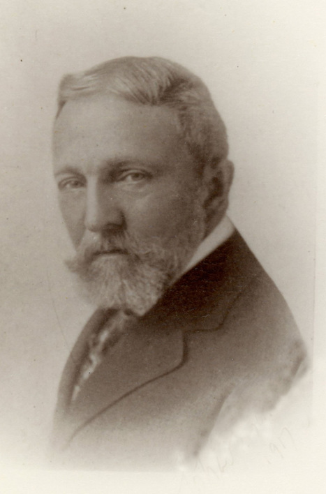 Charles F. Prentice, the father of American optometry | optomax | Scoop.it