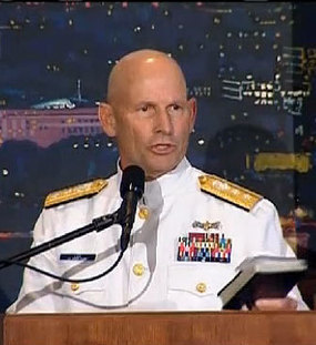WORLD | Rear admiral vows to continue sharing faith | J.C. Derrick | May 2, 2013 | From The Pews' Puter... | Scoop.it