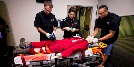 A mannequin that groans, bleeds and can 'die' | Simulation in Health Sciences Education | Scoop.it