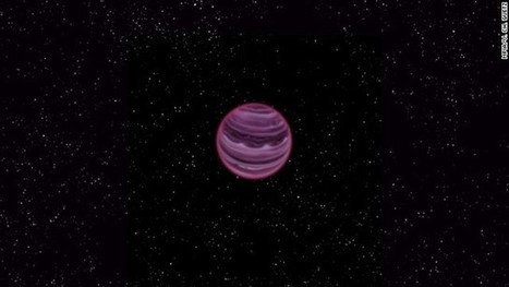 Lonely, young planet drifting in space without a star - CNN | Planets | Scoop.it