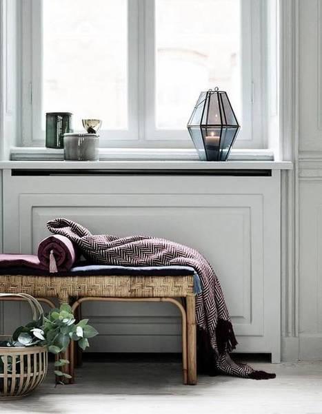 [Astuces] Comment rendre son radiateur plus discret ? | La décoration par Maison Blog | Scoop.it