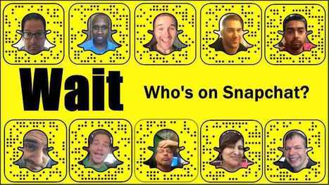 Story It With SnapChat – Why You Should Be Snapping | Hot Blog Tips | Scoop.it