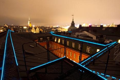 Travel Design: viaggio sui tetti di Stoccolma | Architettura, design, arredamento: le case più belle - LIVING INSIDE | Scoop.it