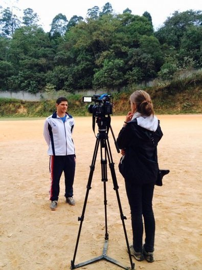Femme journaliste au paradis de la testostérone | DocPresseESJ | Scoop.it