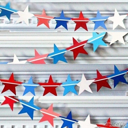 Paint Chip Star-Spangled Banner | Craftspo | Scoop.it