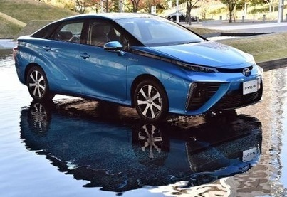 Toyota se prépare à augmenter sa production de voitures à pile à ... - La Croix | Open source car | Scoop.it