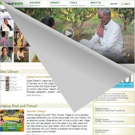 Digital Green | Tech for Social Good | Scoop.it