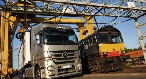 Trucking Vs. Rail Transportation - Part 1 - Compare Factory | Miamilxlimo.com | Scoop.it