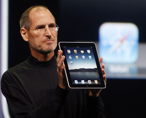 Steve Jobs Banned his Children from Using an iPad | Education with Mrs Callaghan | Scoop.it
