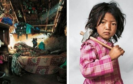 21 Images of Where Children Sleep Around the World Paints a Powerful Picture of Inequality | Lika OLika | Scoop.it