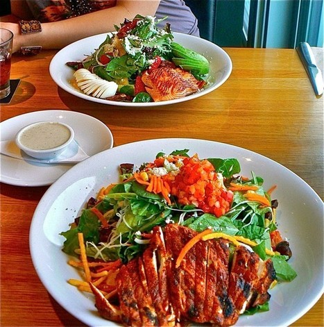 Beyond Whistler Part 2 – Casual Dining in Vancouver | Wear To Next | Scoop.it
