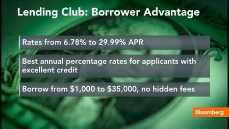 The Growth of Peer-to-Peer Lending: Video | Organovo | Scoop.it