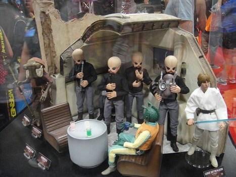 """Food News Roundup: A Real Life """"Star Wars"""" Cantina Is Coming To Hollywood   Urban eating   Scoop.it"""