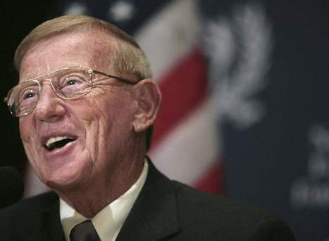 Morning Kickoff | Louisville's football program could use more Lou Holtz love - The Courier-Journal | Louisville football | Scoop.it