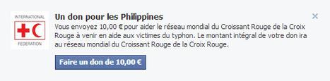 Format exceptionnel #LaCroixRouge : un don pour les Philippines | Animer une communauté Facebook | Scoop.it