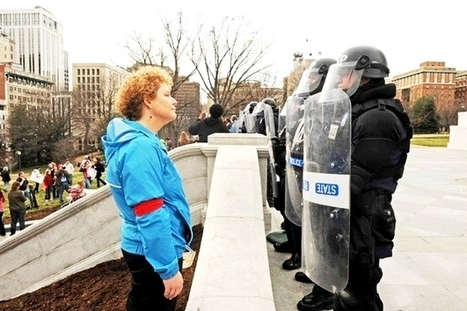 #Occupied: Reports From the Front Lines | #OccupyWallstreet | Scoop.it