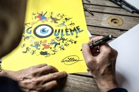 41e Festival de la Bande Dessinée d'Angoulême – 30 janvier au 2 février 2014 - Le Grand Jury 2014 | L'actualité BD en un clic | Scoop.it