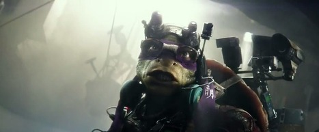 Ultimate 3D Movies: TMNT - Second New Trailer (August 2014)   Daily News, Cinema, Photo Shoot, Actors and Actress   Scoop.it