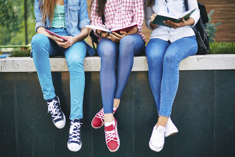Which Reading Skills are Critical to Learn in the Ninth Grade? - Mind/Shift | Reading for all ages | Scoop.it