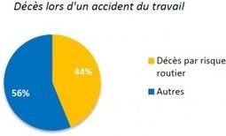 Risque routier : première cause de mortalité en accident du travail ! | Achats-services-generaux.com | Entreprises du Loiret, mettez en place votre prévention des risques pros | Scoop.it