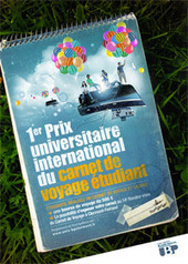 Prix du carnet de voyage étudiant | Université Blaise Pascal, Clermont-Ferrand | Carnet de voyage et de reportage intermédia | Scoop.it