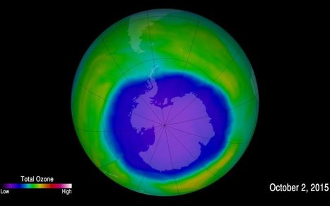 Hole in ozone layer is closing and will be 'healed' by 2055 | Business as an Agent of World Benefit | Scoop.it